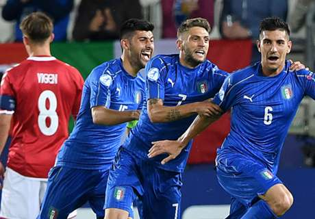 Betting: Italy vs Czech Rep U-21