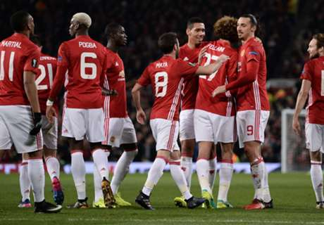 Betting: Man Utd 10/1 to beat St-Etienne