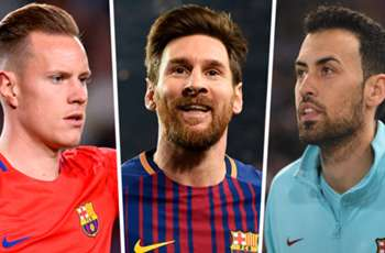 Who is Barcelona's Player of the Season?