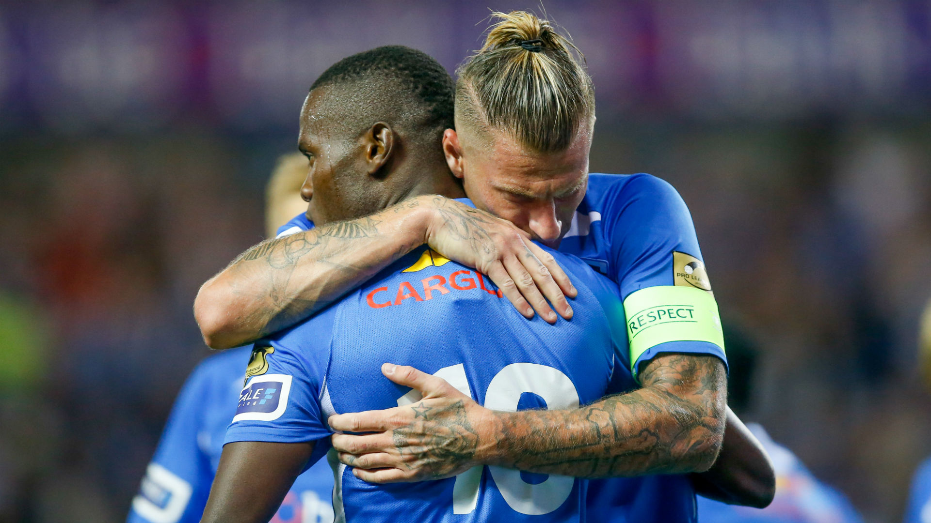 Genk star Samatta: Nothing comes on a silver plate in football