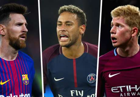 Messi i Neymar predvode najboljih 11 dosadašnjeg dijela sezone