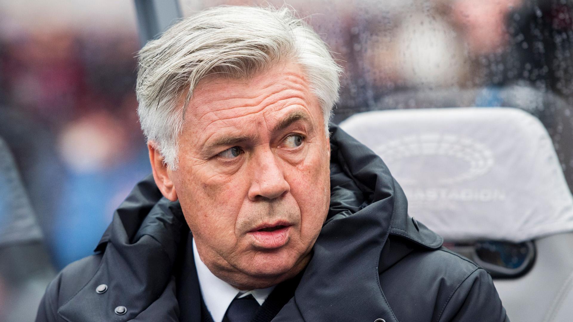 Bayern Munich Ancelotti: