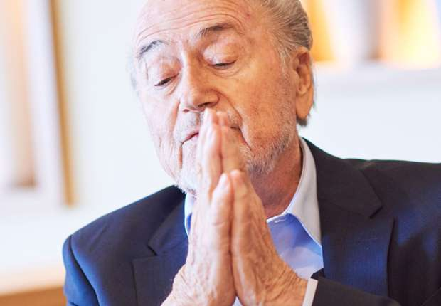 Blatter confesses: I tried to get Nobel Peace Prize for FIFA