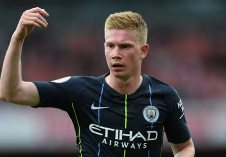 De Bruyne facing months out with knee injury