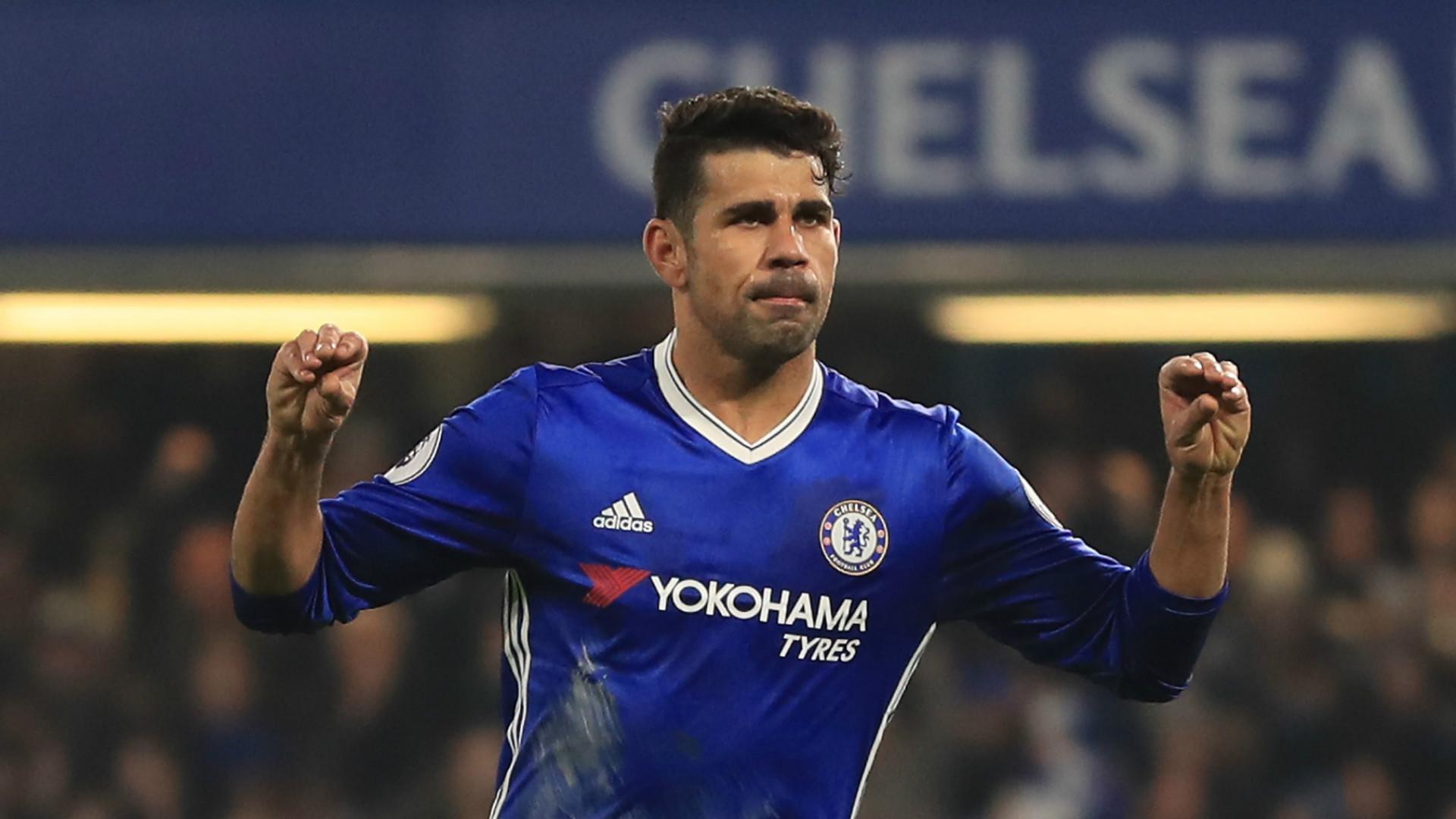 Costa brilla en victoria del Chelsea y alcanza a Sánchez