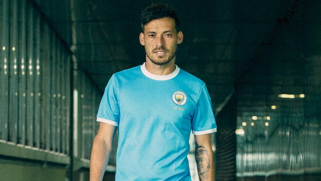 Manchester City : Un maillot exclusif à l'occasion du Community Shield