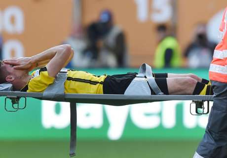 Tuchel bemoans Weigl ankle break