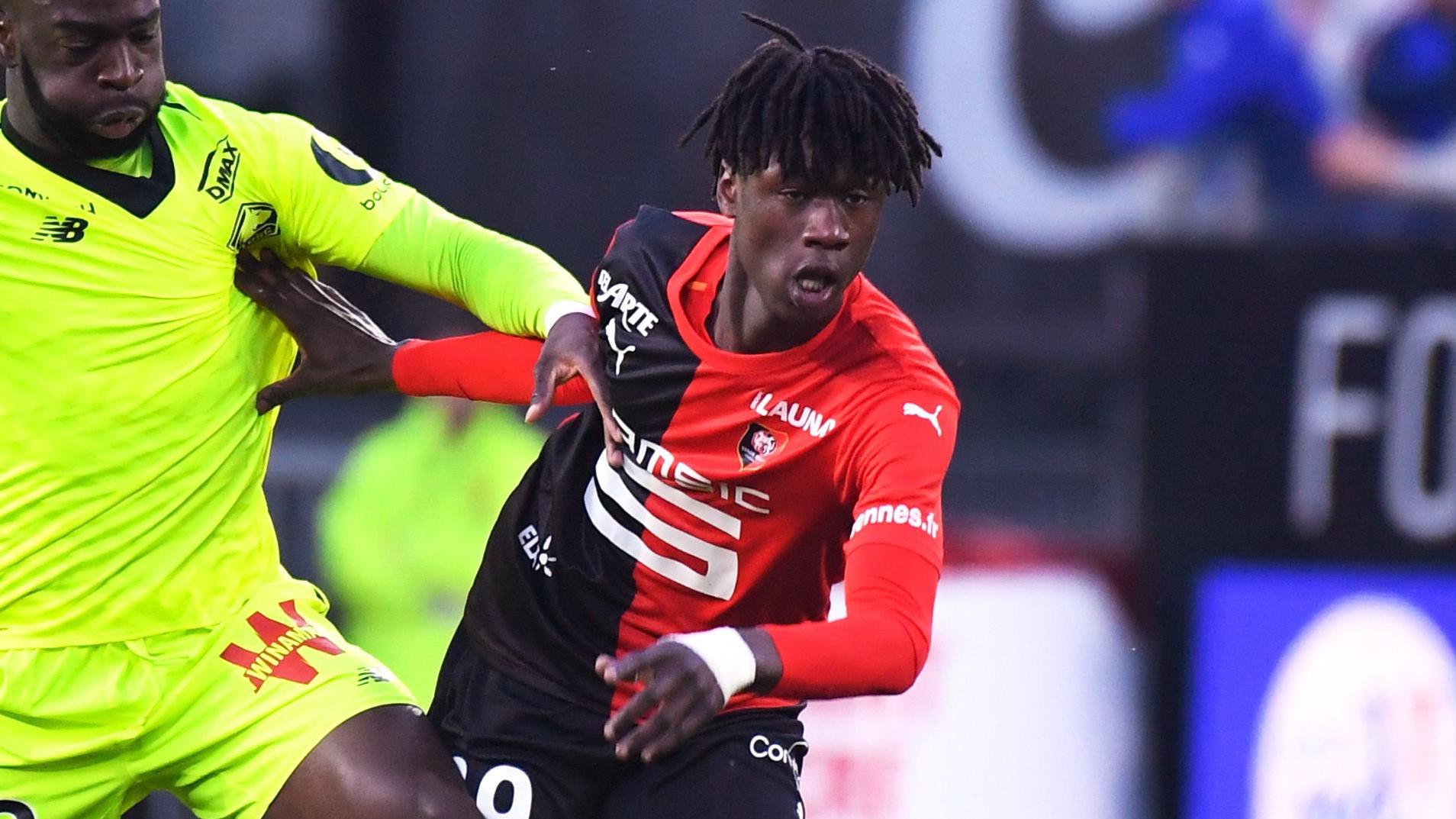 OFFICIEL : Eduardo Camavinga prolonge son contrat à Rennes jusqu'en 2022