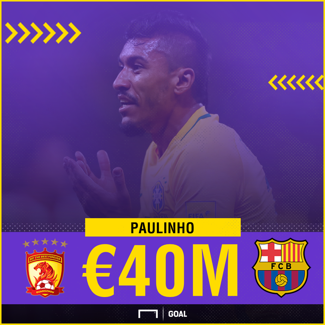 Paulinho set for Barcelona move