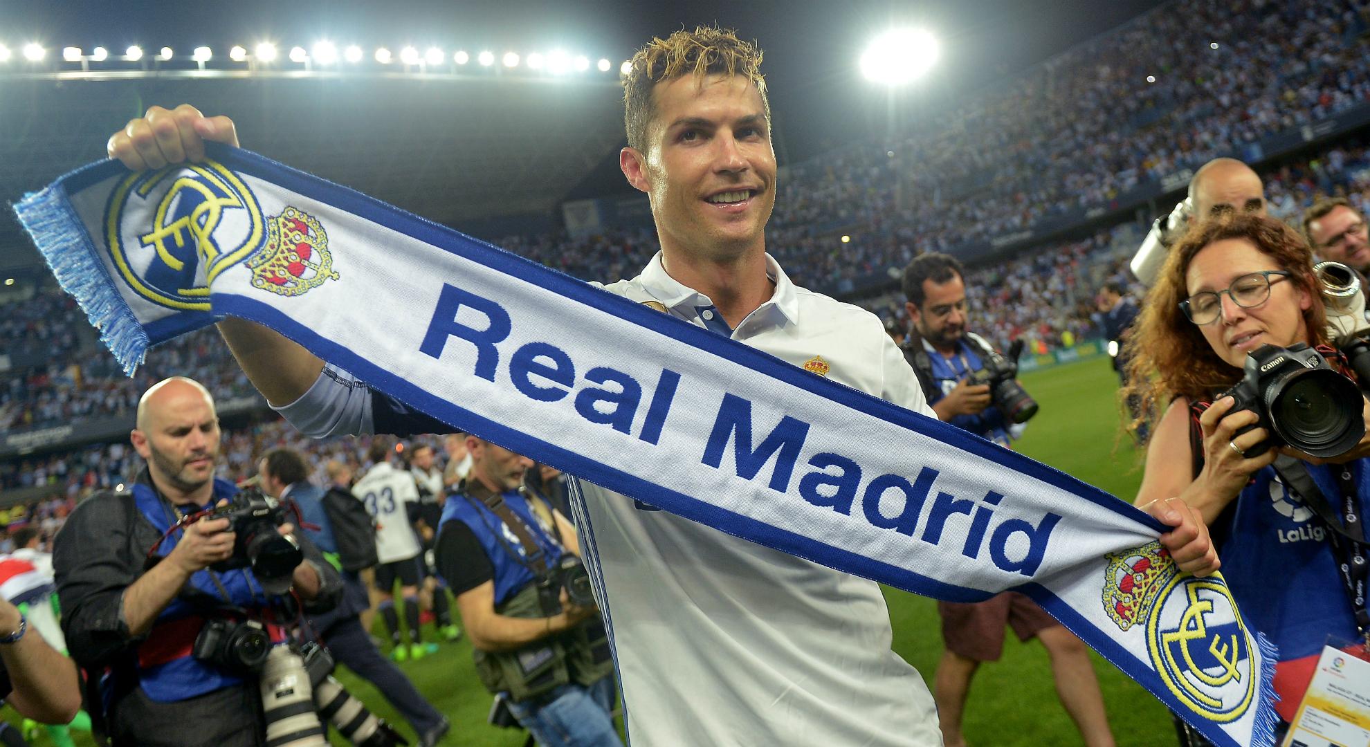 Real Madrid es el campeón de la Liga de España