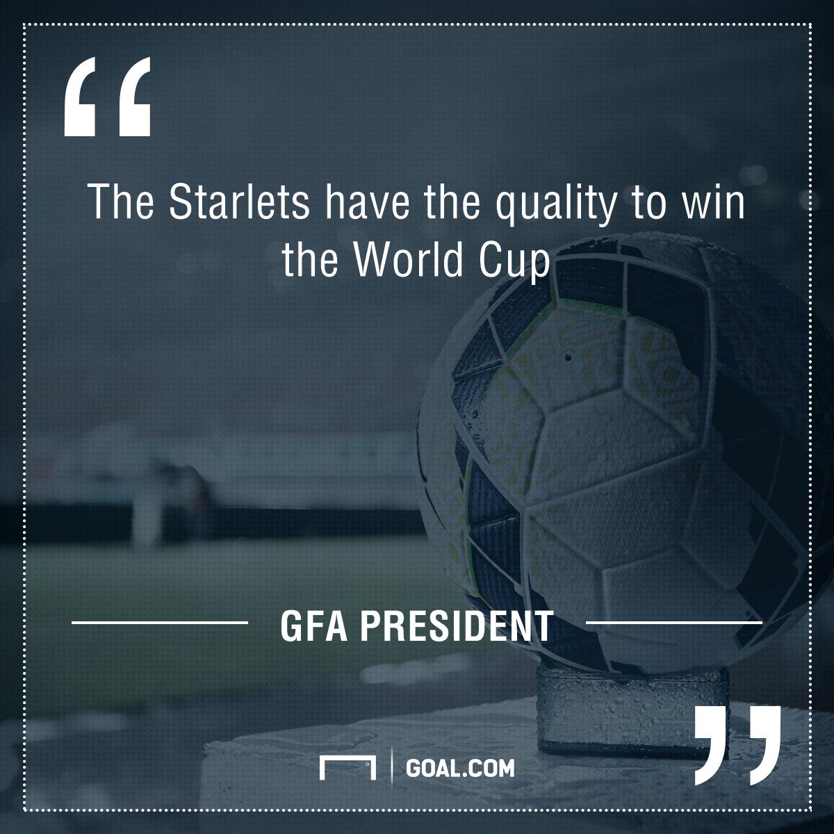 Ghana U-17 team