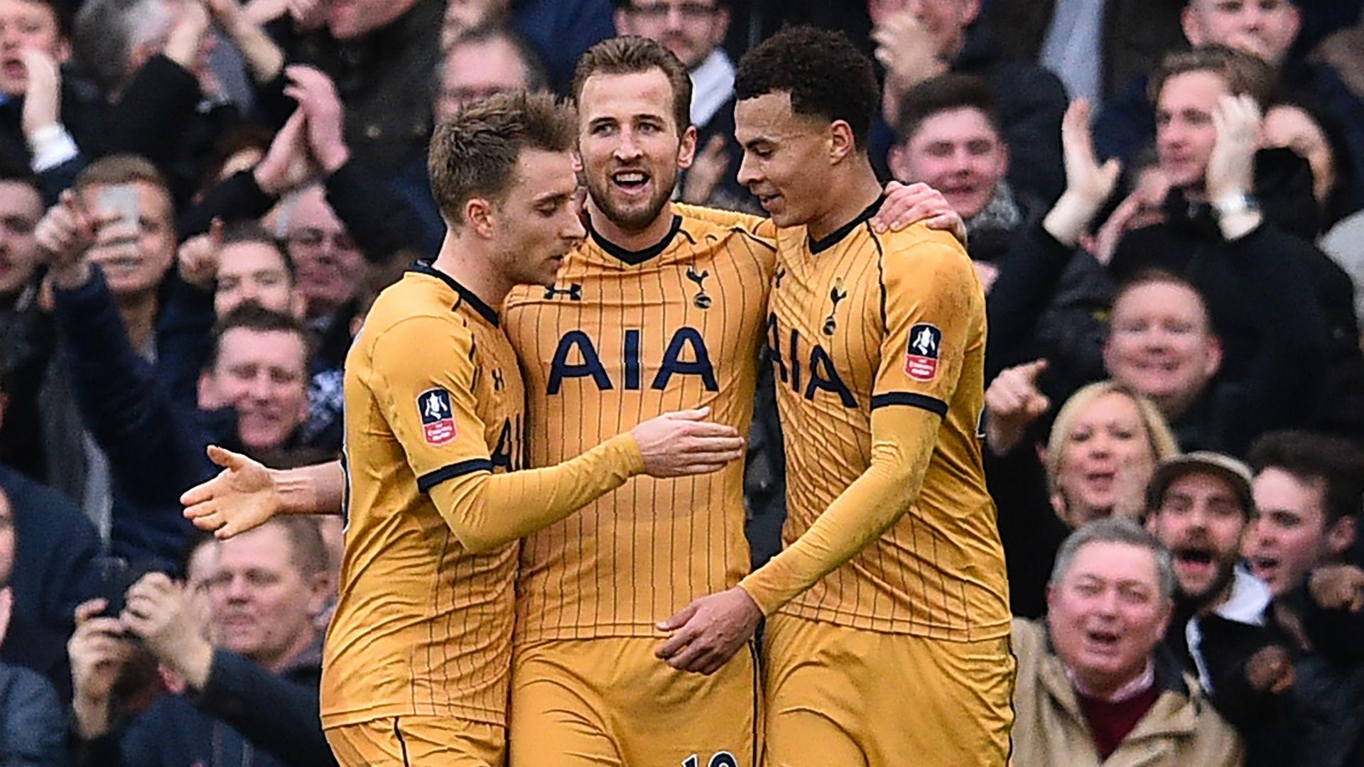CHRISTIAN ERIKSEN | Tottenham | Tiền vệ của Spurs có hai đường kiến tạo cho Harry Kane, đóng góp vào thắng lợi của đội nhà. Ngoài ra, anh còn có chín cú sút về phía khung thành Fulham.