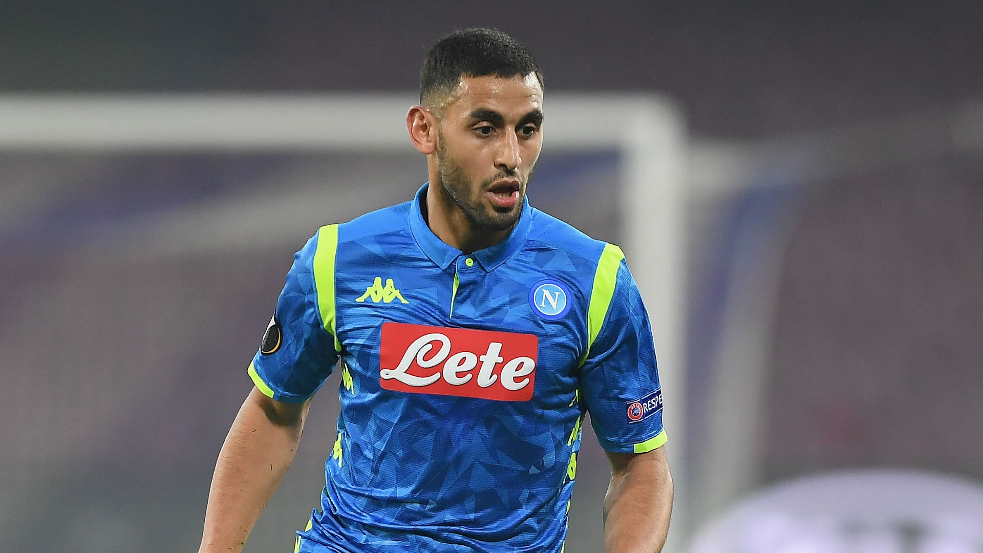 Ghoulam suffers muscle injury in Napoli training