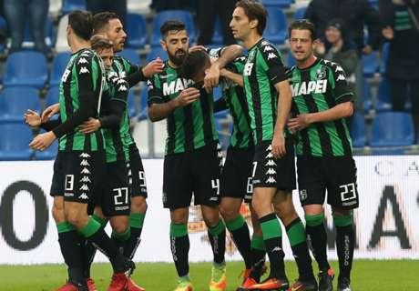 Sassuolo-Genk reporté