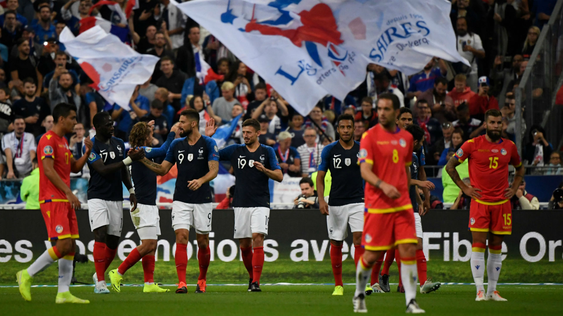 Les stats à retenir après France-Andorre (3-0)