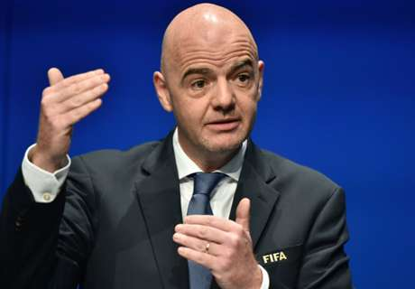 Infantino on 2022 World Cup