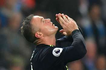 'Always nice to see a few familiar faces' - Rooney trolls Man City fans after goal