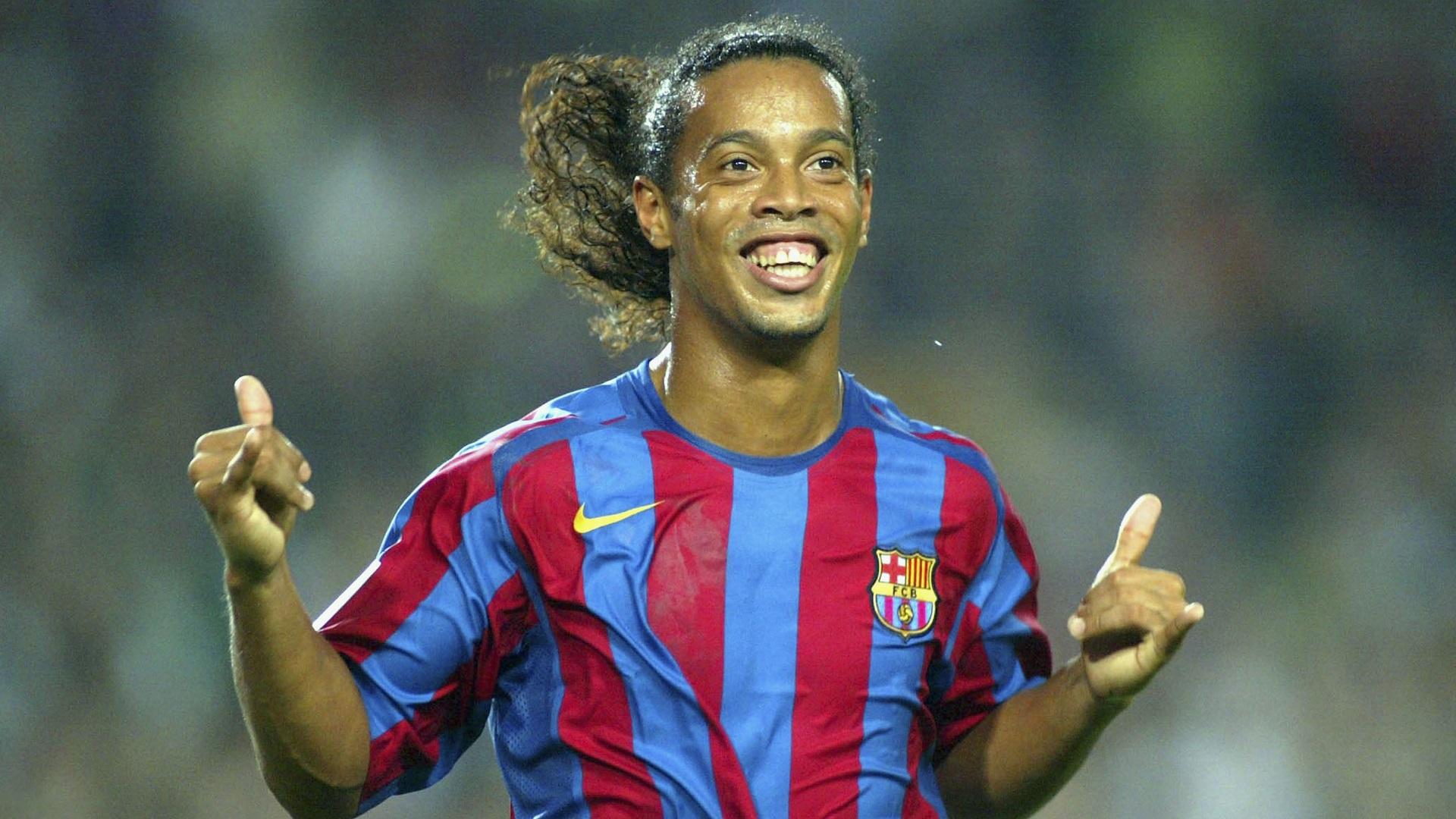 Ronaldinho, Barcelona