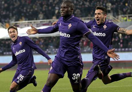 Gol Telat Pastikan Tiga Angka Fiorentina