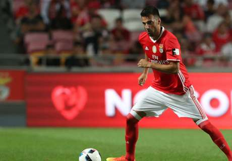 WATCH: Benfica star's cheeky punch