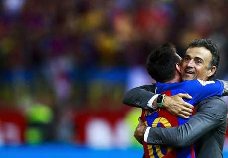 Los técnicos que más veces sentaron a Messi