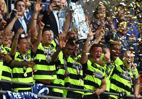 Huddersfield Promosi Ke Liga Primer
