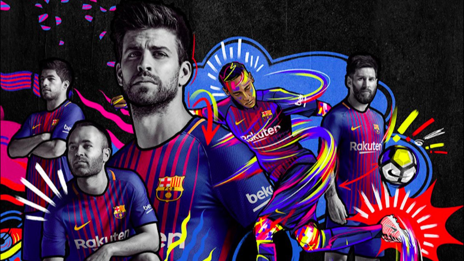 nueva camiseta del barcelona 2019