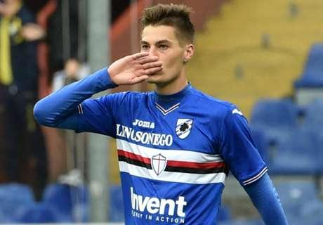 Juventus pagará la cláusula de Schick