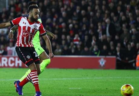 Southampton-Liverpool 1-0: Redmond