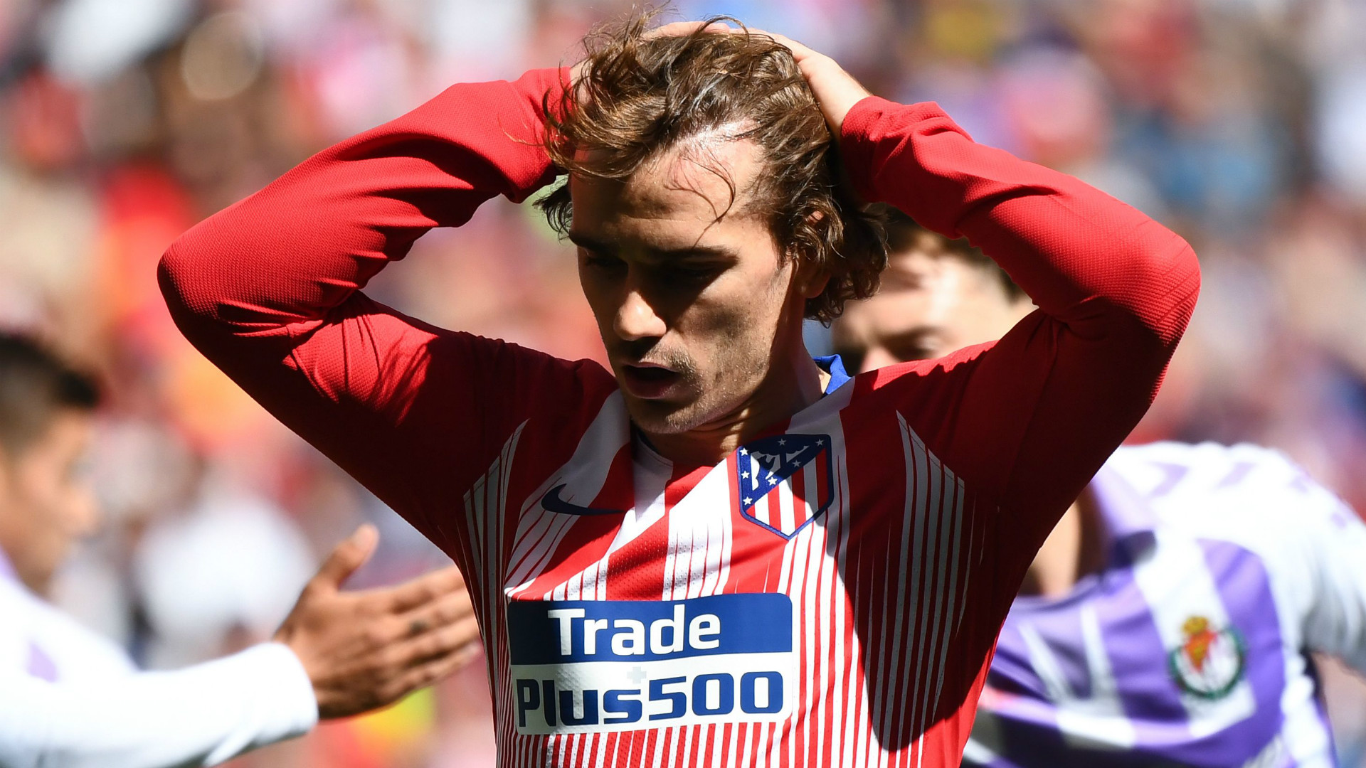 Atletico Madrid to open legal proceedings regarding Griezmann's Barcelona move