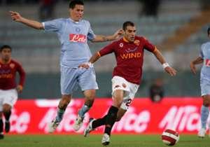 في 28 يونيو 2007 انضم هامشيك إلى فريق نابولي قادمًا من بريشيا مقابل 5،5 مليون يورو