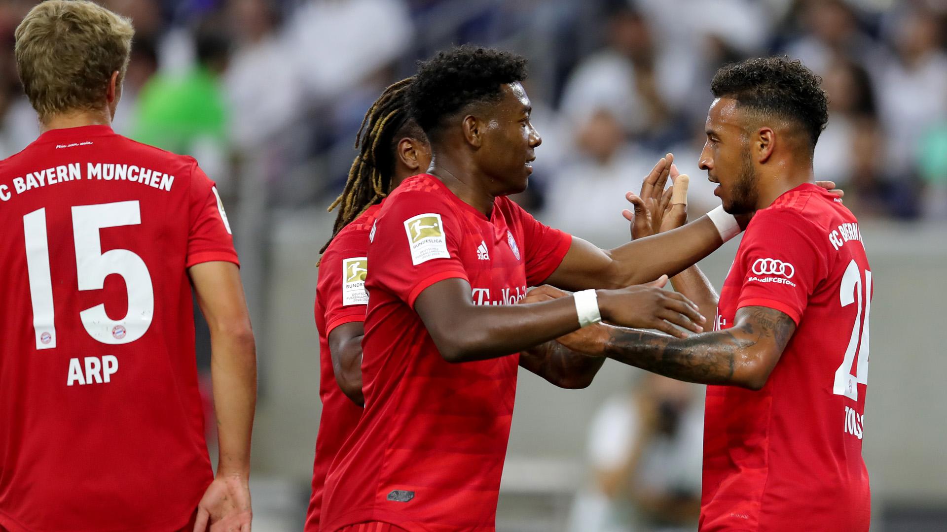 Bundesliga - Le Bayern Munich dévoile son maillot Third