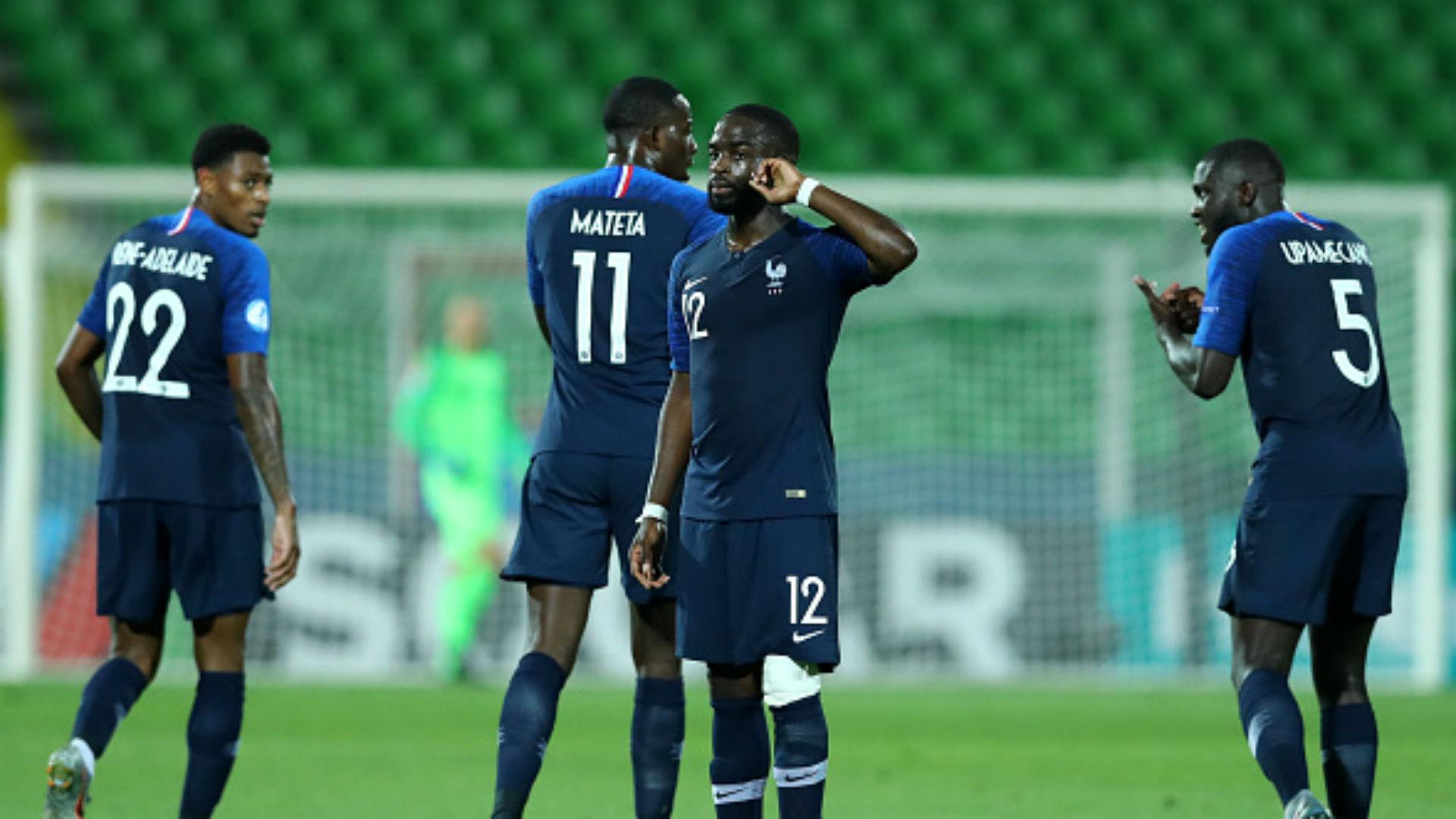 Euro Espoirs - Équipe de France : l'éclaircie Jonathan Ikoné chez les Bleuets