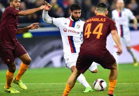 Roma 2 x 1 Lyon
