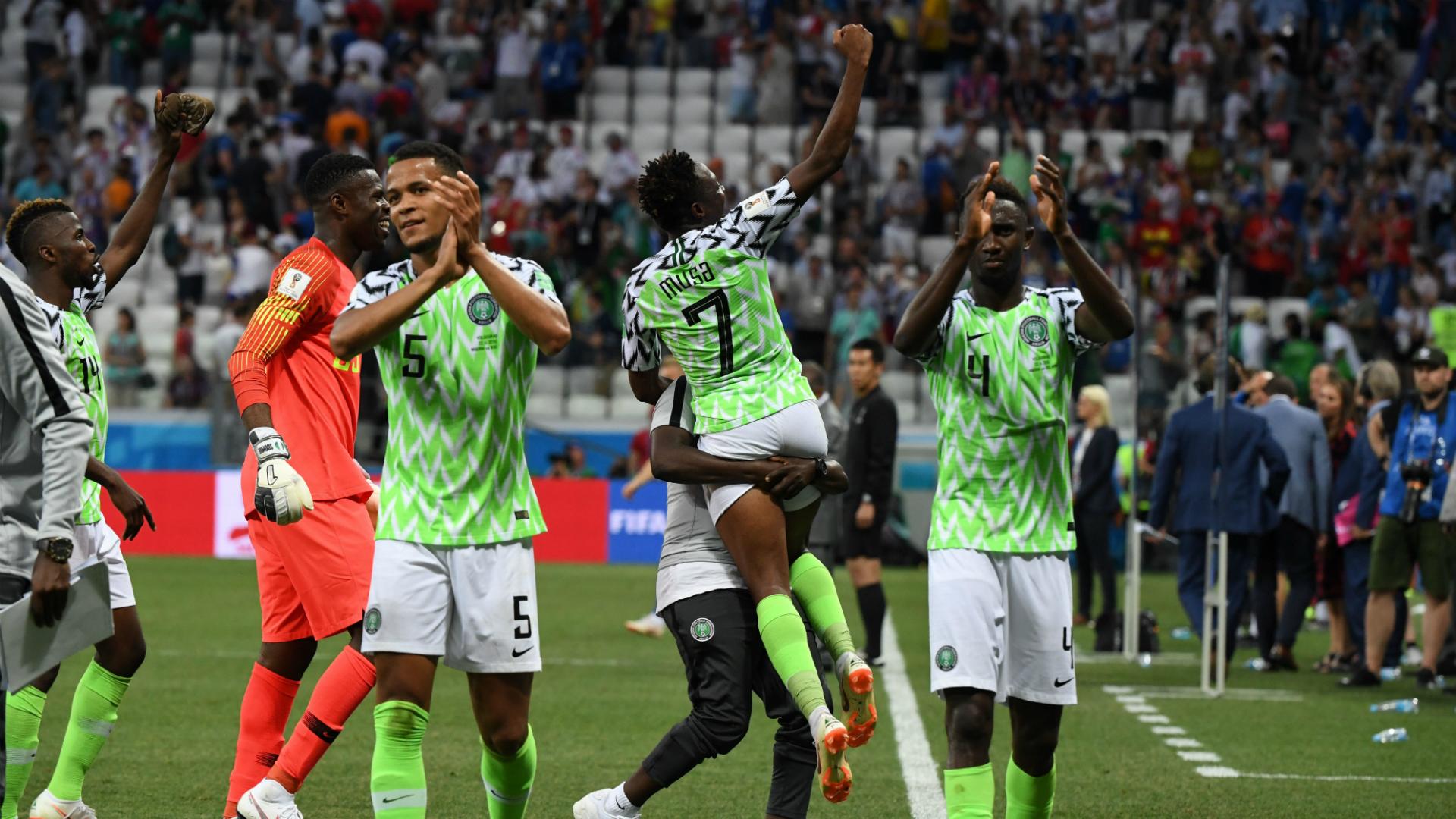 Nigeria Team News: Rohr sticks with winning formula vs. Argentina