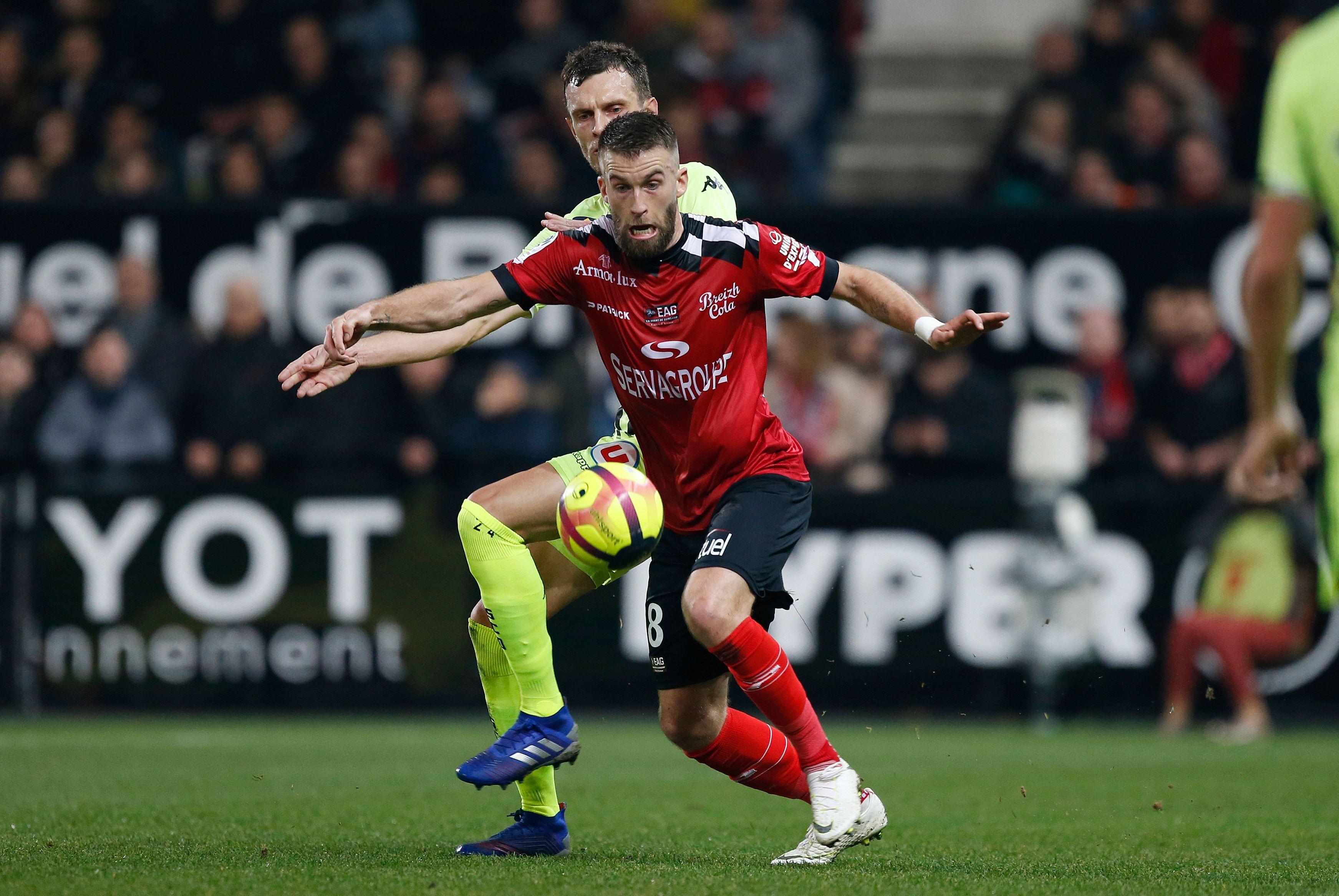 Officiel - Mercato : Lucas Deaux rejoint Nîmes jusqu'en 2021