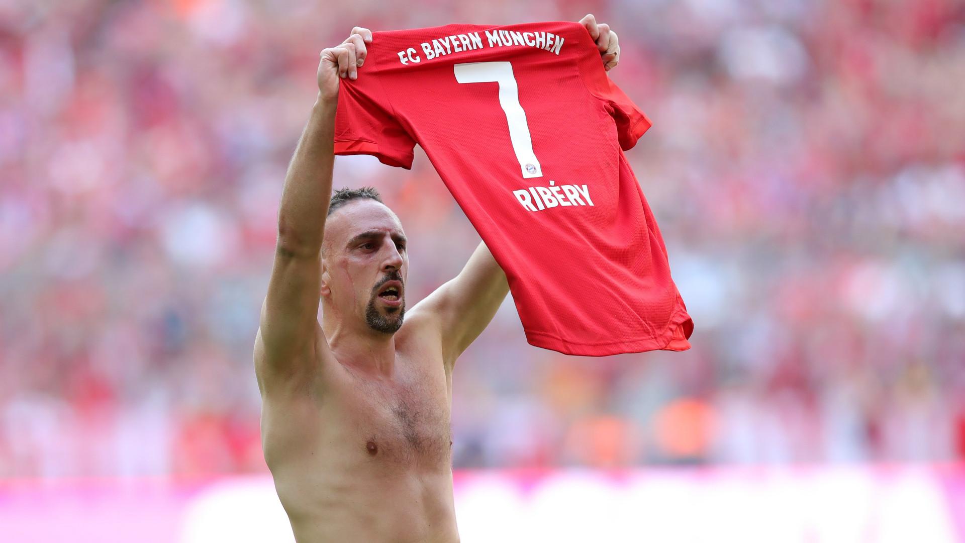 Franck Ribery, Bayern Münih'e ileride geri dönmek istiyor