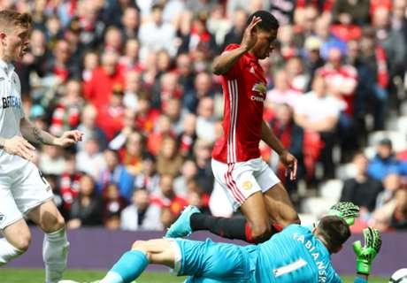 Rash dive can't help Utd break top four