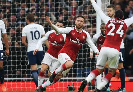 HIGHLIGHTS: Arsenal 2-0 Tottenham Hotspur