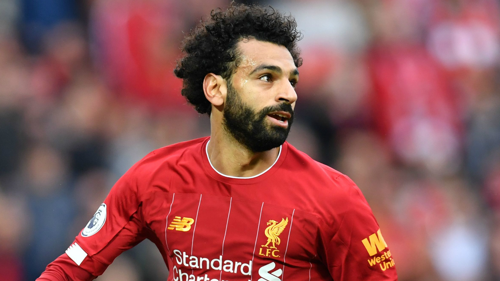 Salah doesn't care about expectations of others as Liverpool star maintains tunnel vision