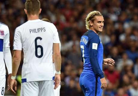 Frankrijk levert verrassend punten in