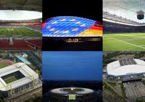 Europsko nogometno prvenstvo igrat će se 2024. godine u Njemačkoj, a Goal vam predstavlja stadione na kojima bi se trebale odigrati utakmice.
