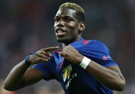 'Pogba makes the United atmosphere'