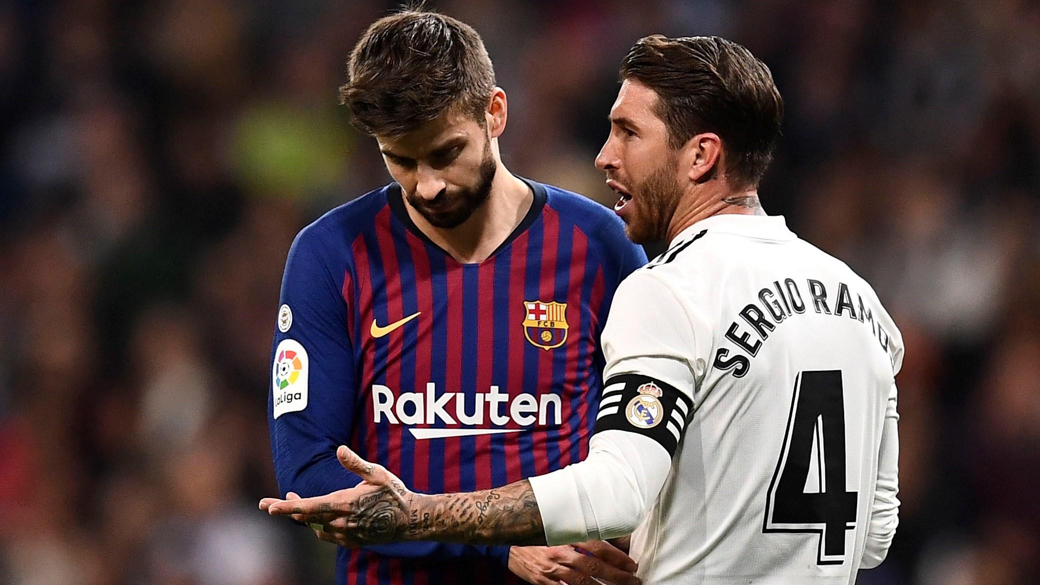 EXCLU GOAL - Des anciens du Real Madrid et du Barça racontent un report du Clasico