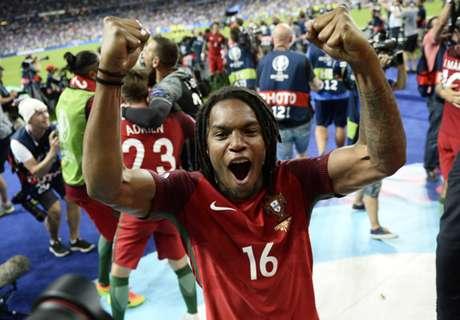 Renato Sanches wins Golden Boy award
