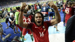 Renato Sanches Euro 2016 team of the tournament