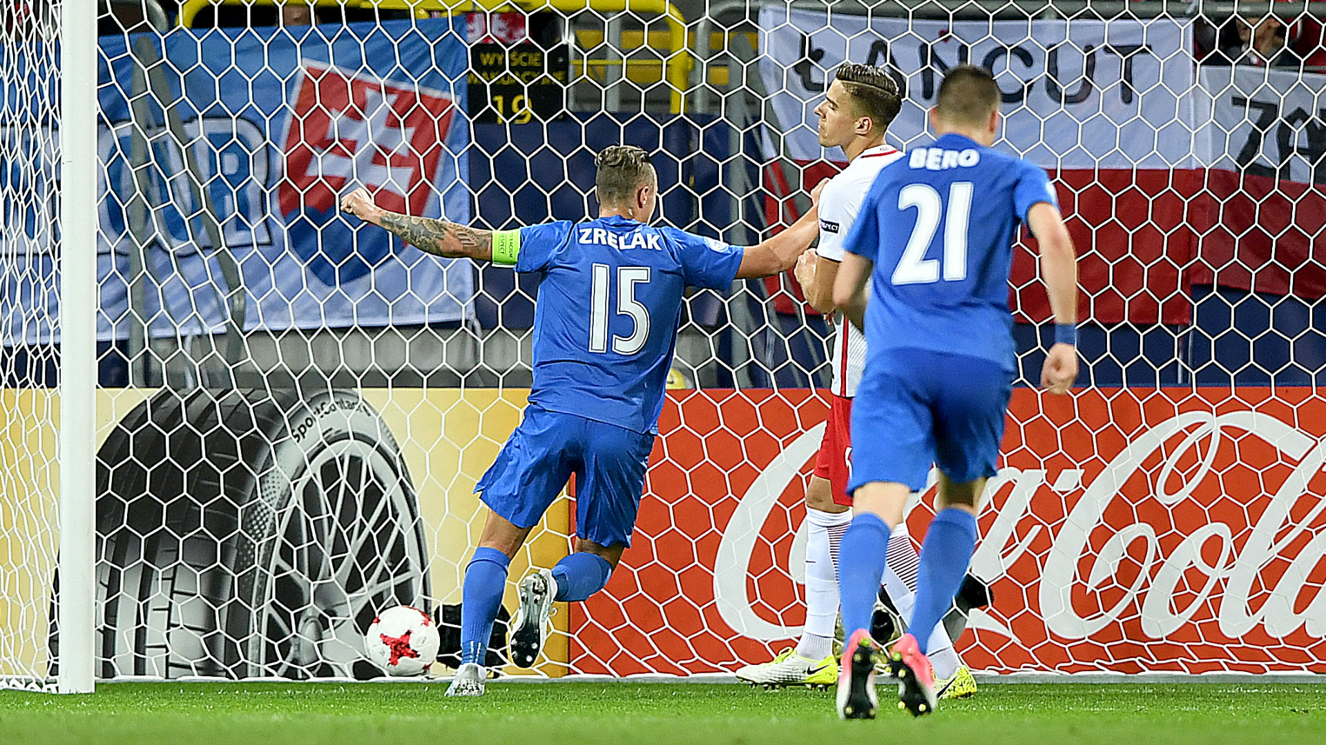 Poland Under-21 Slovakia Under-21