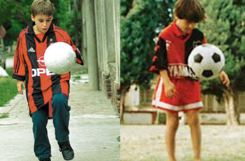 Leandro Depetris, the boy who could have been Messi