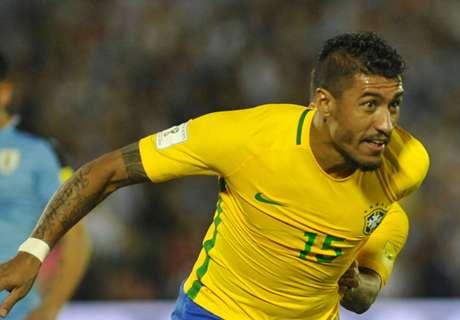 Paulinho stepping up for Brazil