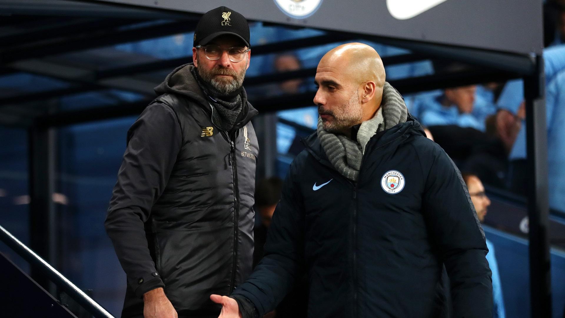 """Premier League - Klopp : """"Manchester City est la meilleure équipe du monde"""""""